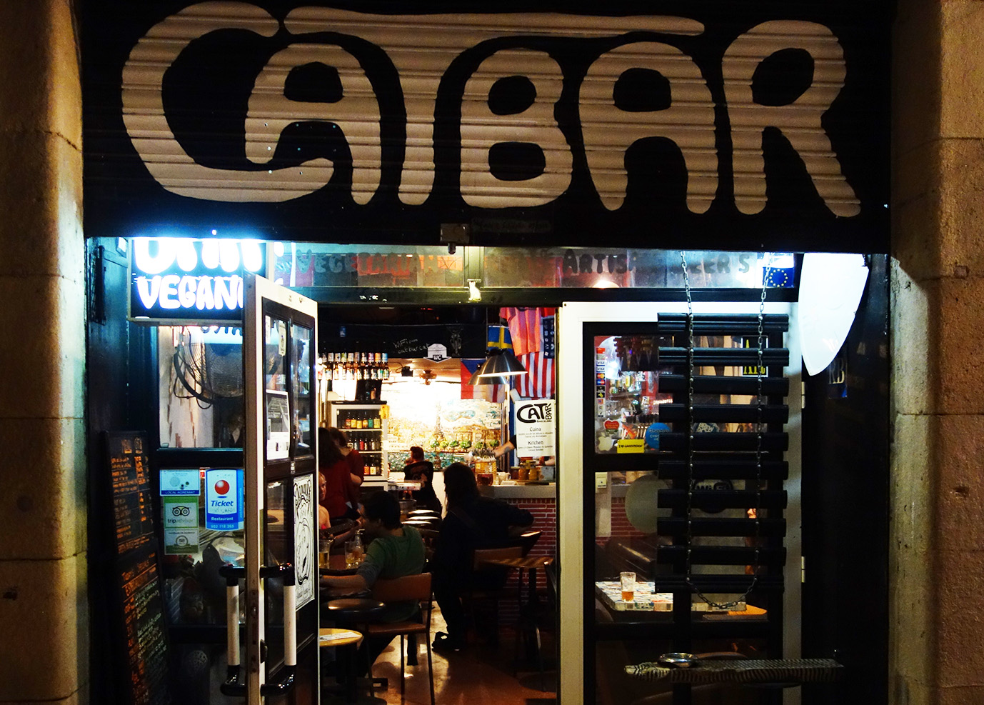 Cat Bar Barcelona