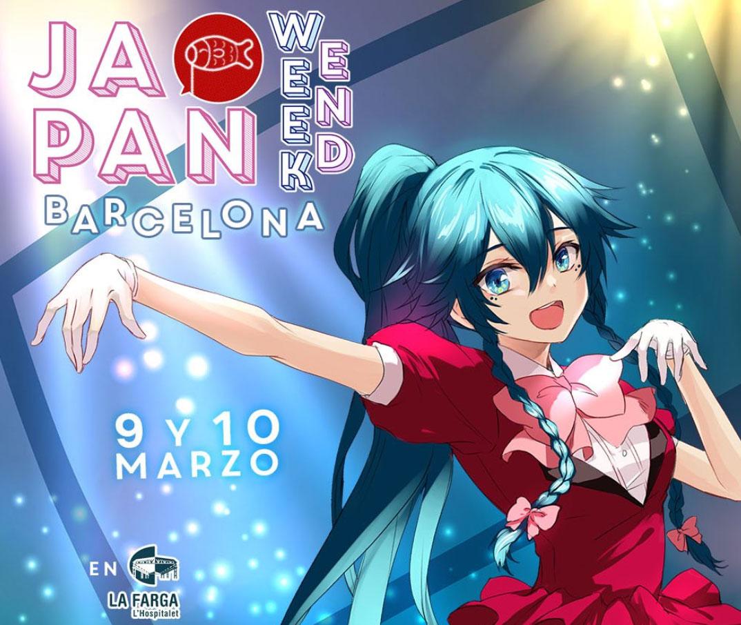 japan weekend barcelona