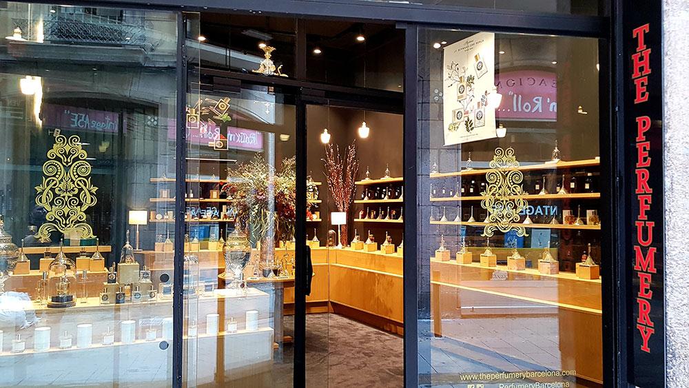 The Perfumery Barcelona